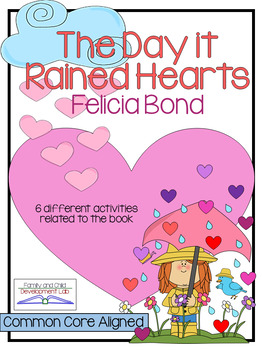 Valentine's Day: The Day it Rained Hearts (Comprehension Activities)