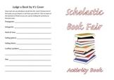 Book Fair Activity Book