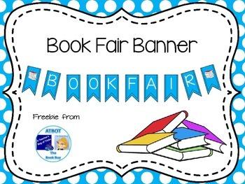 Book Fair Banner Freebie