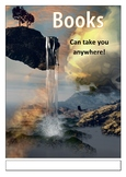 Book Fair Poster - Fantasy Themed
