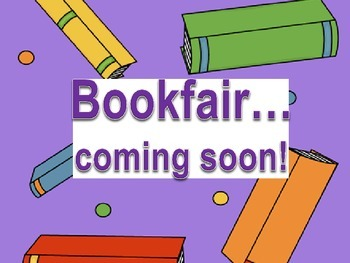 Book Fair Presentation for Primary Students