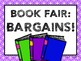 Book Fair Survival Kit