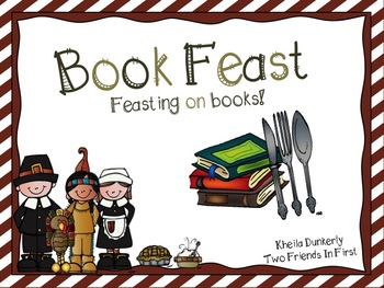 Book Feast...Thankful for Reading