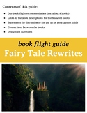 Book Flight Guide: Fairy Tale Rewrites (includes A Curse S