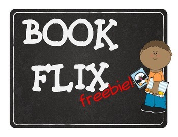 Book Flix Freebie
