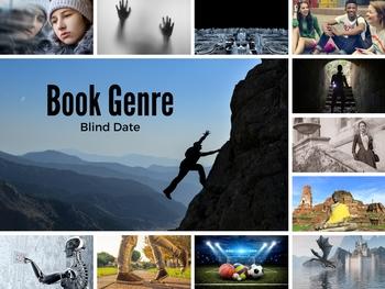Book Genre Blind Date