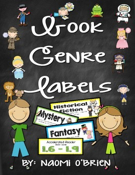 Book Genre, Topics, and Accelerated Reader Labels