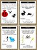 Book Genre Posters & Mini Reader's Notebook Sheets - Burlap