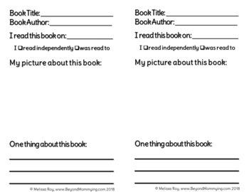 Book Genre Reading Challenge