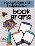 Book Grams: Story Element Snapshots