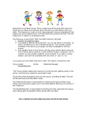 Book Group/ Book Club/ Literature Circle handouts