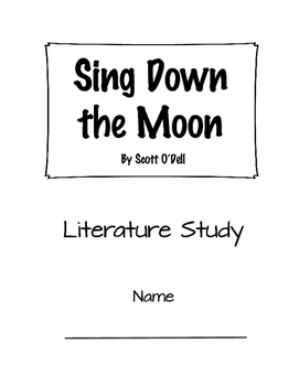 Book Group/Literature Study: Sing Down the Moon