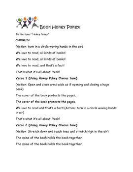 Book Hokey Pokey