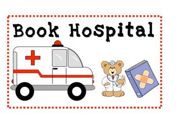Book Hospital {FREE}