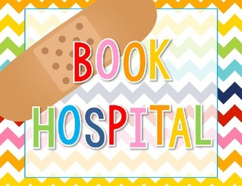 Book Hospital - Freebie!