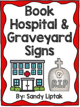 Book Hospital & Graveyard