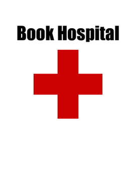 Book Hospital Label