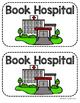 Book Hospital Labels