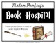 Book Hospital Poster {Wizardry Theme} FREEBIE