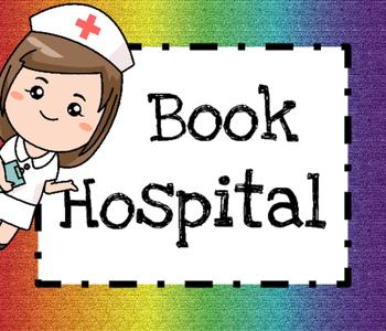 Book Hospital (Rainbow)