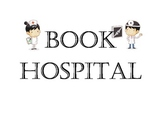Book Hospital label and more! Freebie