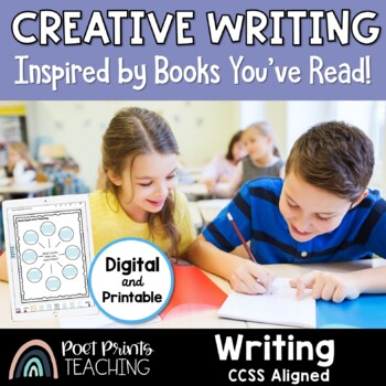 Third Grade Writing Lesson My Favorite Story By Poet Prints Teaching
