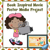 Book Inspired Movie Poster Media Project