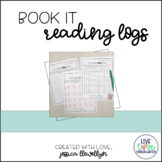 Book It Reading Logs