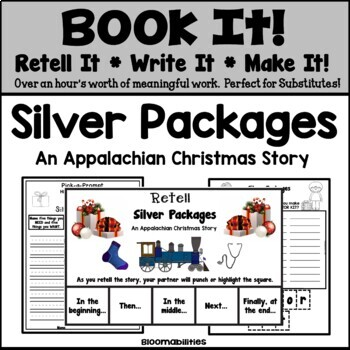 Book It: Retell It, Write It, Make It! (Silver Packages:An