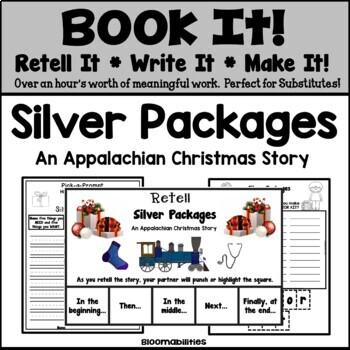 Book It: Retell It, Write It, Make It! (Silver Packages:An