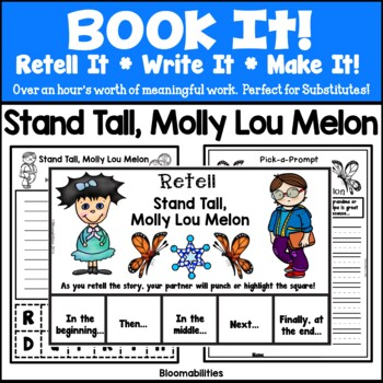 Book It: Retell It, Write It, Make It! (Stand Tall, Molly