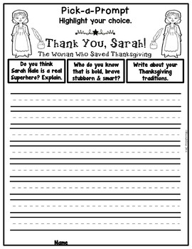 Book It: Retell It, Write It, Make It! (Thank You, Sarah)
