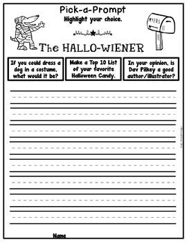 Book It: Retell It, Write It, Make It! (The Hallo-Wiener)
