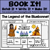 Book It: Retell It, Write It, Make It! (The Legend of the
