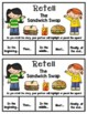Book It: Retell It, Write It, Make It! (The Sandwich Swap)