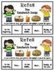 Book It: Retell It, Write It, Make It! (The Sandwich Swap)