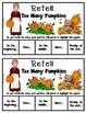 Book It: Retell It, Write It, Make It! (Too Many Pumpkins)
