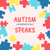 Book It's Time to Listen, Autism Speaks Special Education Author