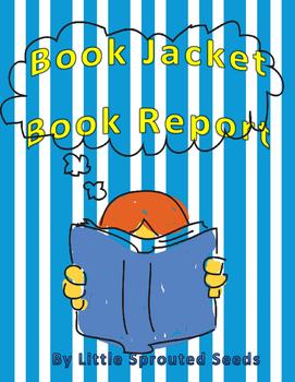 Book Jacket, Book Report