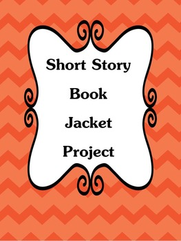 Short Story Book Jacket Project