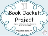 Book Jacket Project, Checklist and Rubric