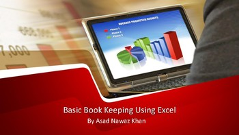 Book Keeping Project Using Ms Excel