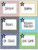 Book Labeling System {editable}