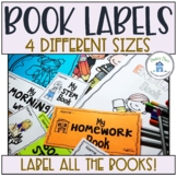 Book Covers and Labels