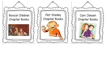 Book Labels Freebie