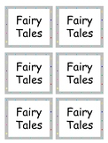 Book Labels with gray polka dots EDITABLE