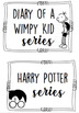Book Labels by Genre