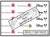 Book Labels for Classroom Library!