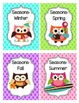 Book Labels for classroom library