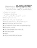 Book Level Characteristics